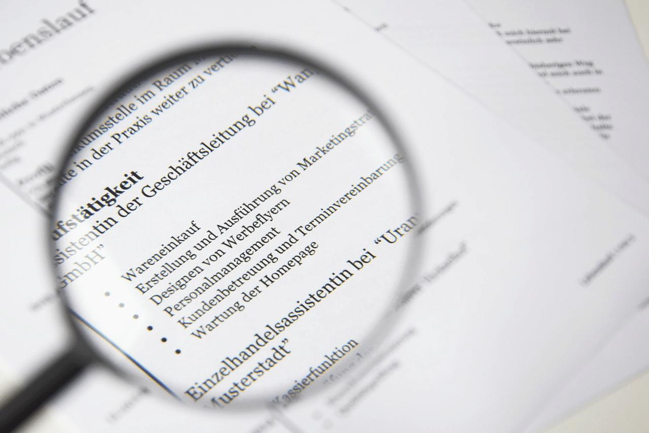 Comment rédiger un CV efficace?